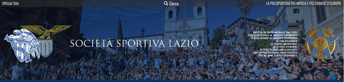lazio org sito